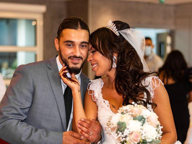Le mariage de Nephis et Basma à Saint-Priest, Rhône 28