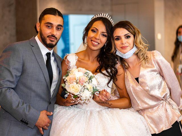 Le mariage de Nephis et Basma à Saint-Priest, Rhône 14