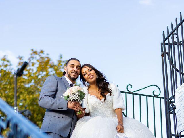 Le mariage de Nephis et Basma à Saint-Priest, Rhône 20
