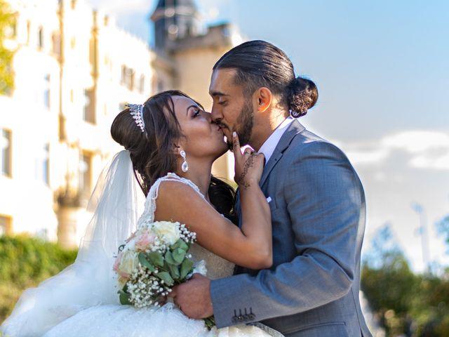 Le mariage de Nephis et Basma à Saint-Priest, Rhône 23