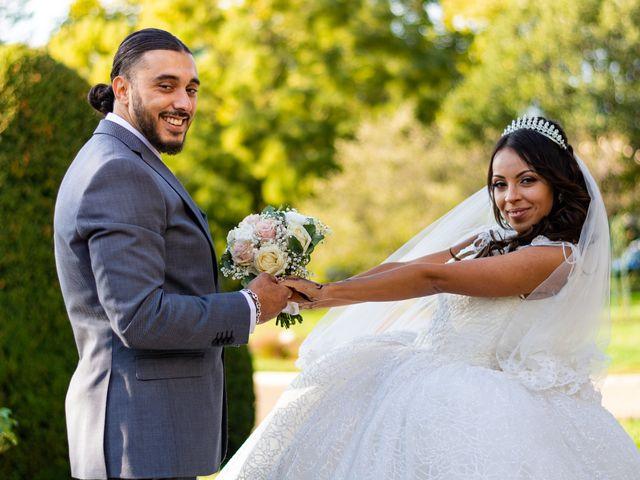 Le mariage de Nephis et Basma à Saint-Priest, Rhône 25