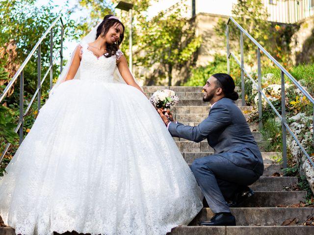 Le mariage de Basma et Nephis