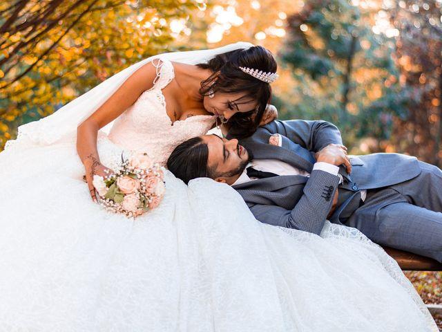 Le mariage de Nephis et Basma à Saint-Priest, Rhône 30