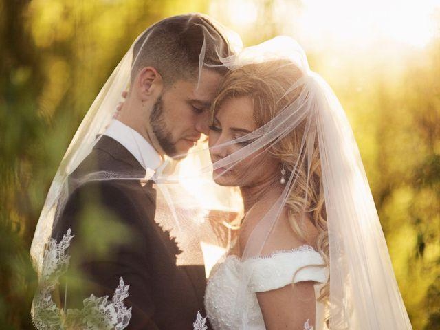 Le mariage de Elodie et Michael