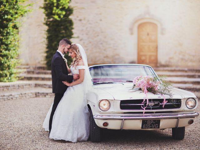 Le mariage de Michael et Elodie à Ansacq, Oise 23
