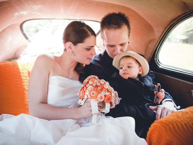Le mariage de Ariane et Damien à Saint-Symphorien-sur-Couze, Haute-Vienne 13