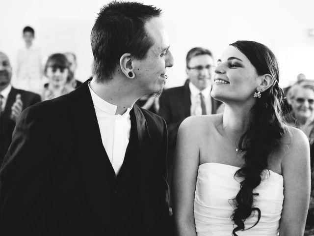 Le mariage de Ariane et Damien à Saint-Symphorien-sur-Couze, Haute-Vienne 15