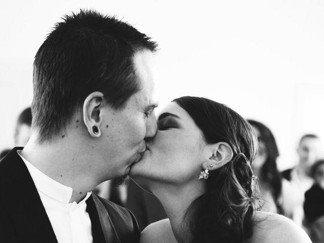 Le mariage de Ariane et Damien à Saint-Symphorien-sur-Couze, Haute-Vienne 16
