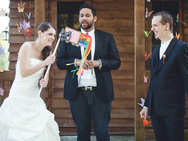 Le mariage de Ariane et Damien à Saint-Symphorien-sur-Couze, Haute-Vienne 20