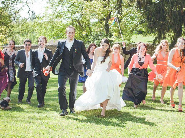 Le mariage de Ariane et Damien à Saint-Symphorien-sur-Couze, Haute-Vienne 21