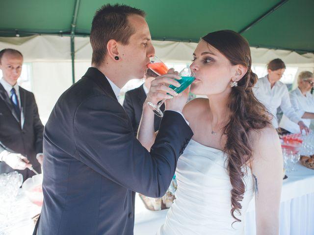 Le mariage de Ariane et Damien à Saint-Symphorien-sur-Couze, Haute-Vienne 22