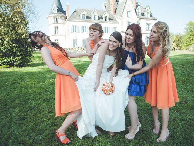 Le mariage de Ariane et Damien à Saint-Symphorien-sur-Couze, Haute-Vienne 23