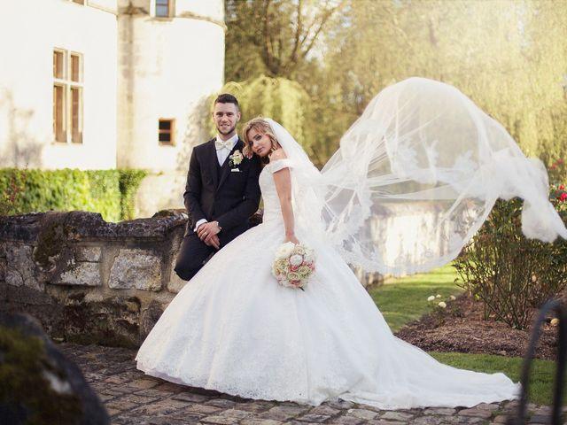 Le mariage de Michael et Elodie à Ansacq, Oise 22