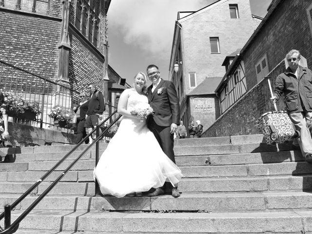 Le mariage de Léon et Aline à Honfleur, Calvados 4