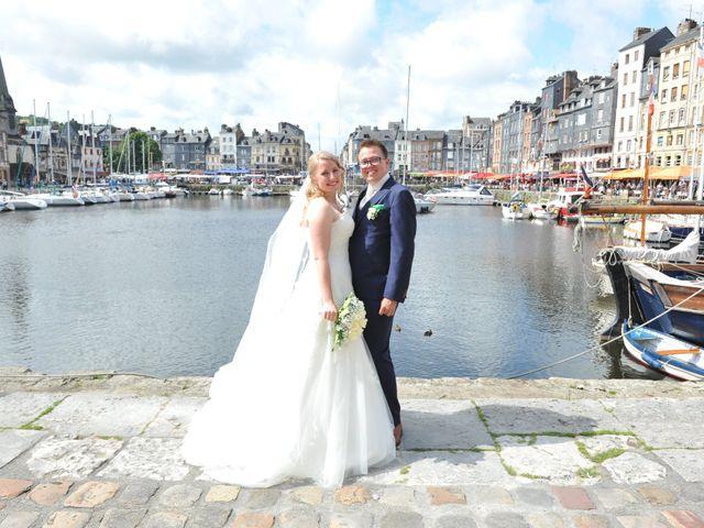 Le mariage de Aline et Léon