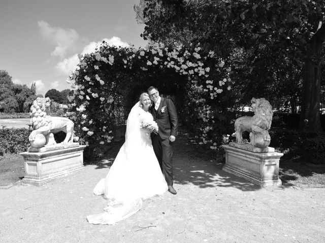 Le mariage de Léon et Aline à Honfleur, Calvados 8