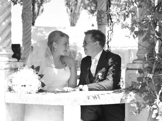 Le mariage de Léon et Aline à Honfleur, Calvados 10