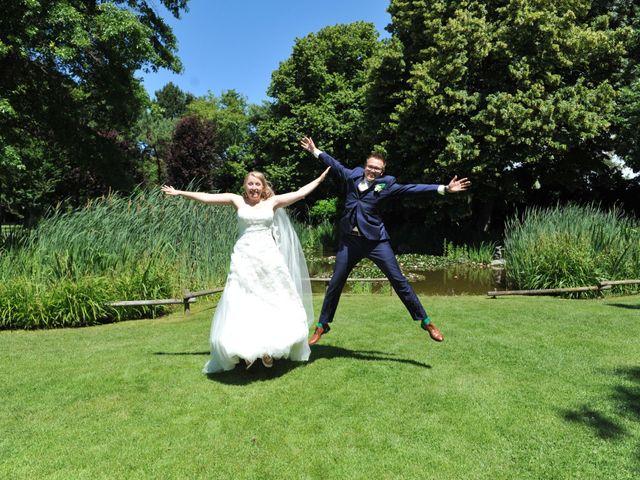 Le mariage de Léon et Aline à Honfleur, Calvados 11
