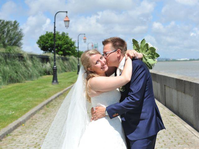 Le mariage de Léon et Aline à Honfleur, Calvados 12