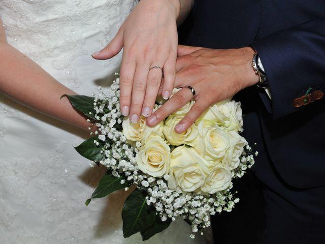 Le mariage de Léon et Aline à Honfleur, Calvados 17