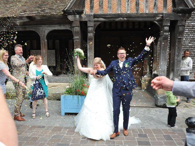 Le mariage de Léon et Aline à Honfleur, Calvados 18