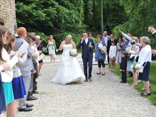 Le mariage de Léon et Aline à Honfleur, Calvados 27