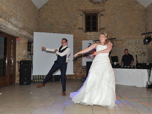 Le mariage de Léon et Aline à Honfleur, Calvados 33