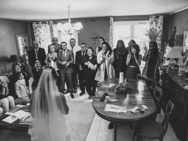 Le mariage de Huynh et Feriel à Créteil, Val-de-Marne 55