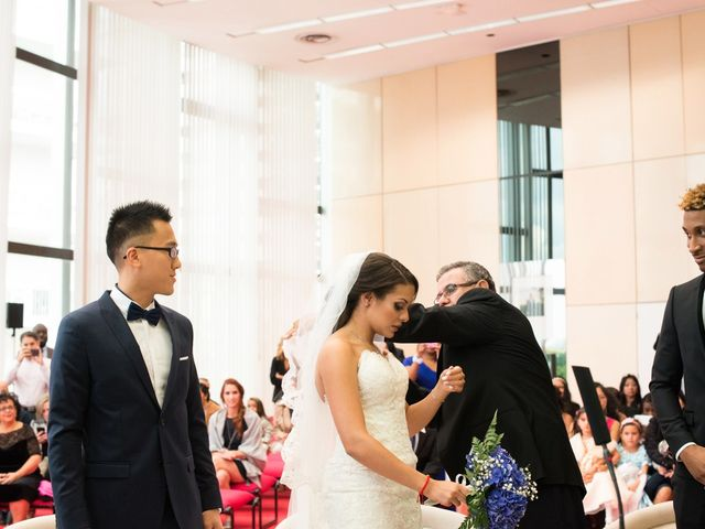 Le mariage de Huynh et Feriel à Créteil, Val-de-Marne 61