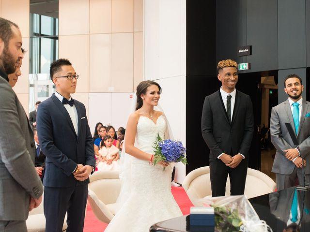 Le mariage de Huynh et Feriel à Créteil, Val-de-Marne 62