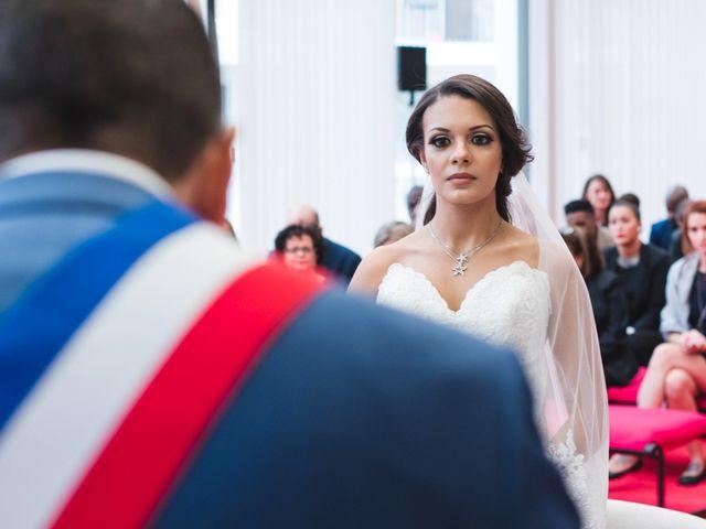 Le mariage de Huynh et Feriel à Créteil, Val-de-Marne 67