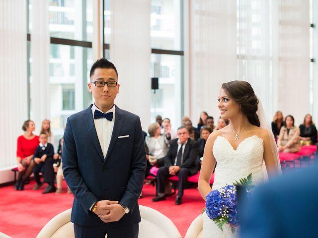 Le mariage de Huynh et Feriel à Créteil, Val-de-Marne 69