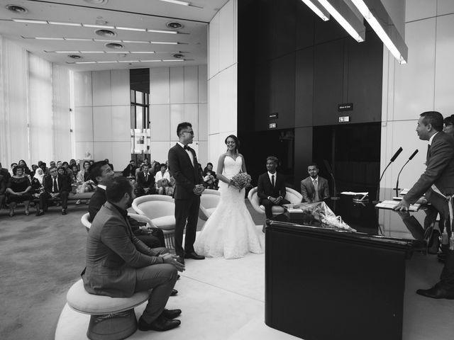 Le mariage de Huynh et Feriel à Créteil, Val-de-Marne 70