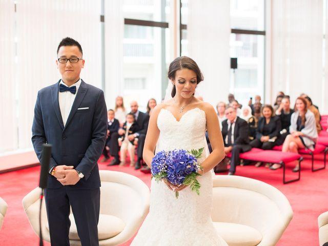 Le mariage de Huynh et Feriel à Créteil, Val-de-Marne 73