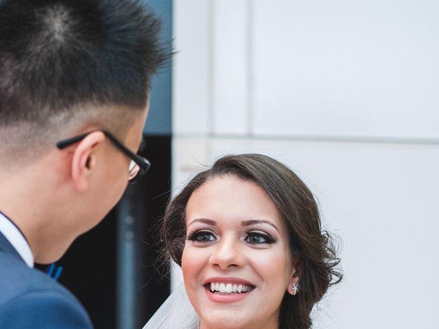 Le mariage de Huynh et Feriel à Créteil, Val-de-Marne 77