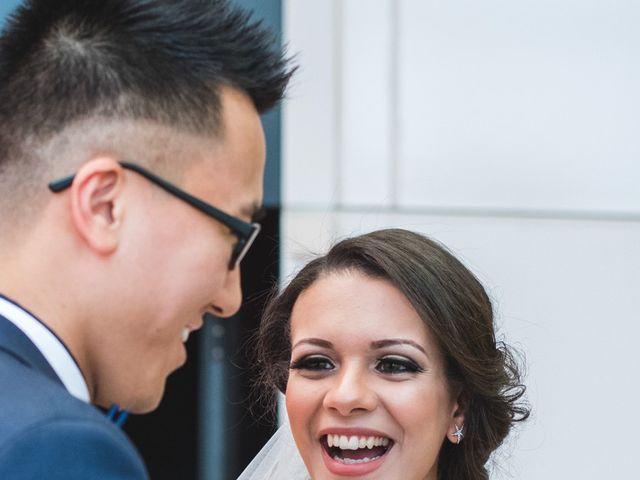 Le mariage de Huynh et Feriel à Créteil, Val-de-Marne 78