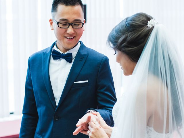 Le mariage de Huynh et Feriel à Créteil, Val-de-Marne 79