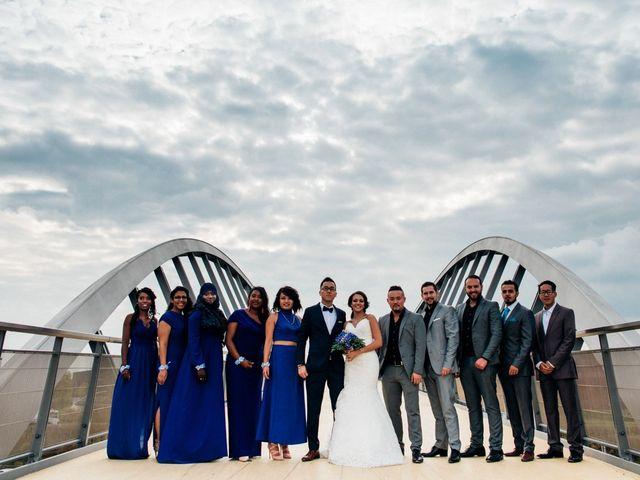 Le mariage de Huynh et Feriel à Créteil, Val-de-Marne 82