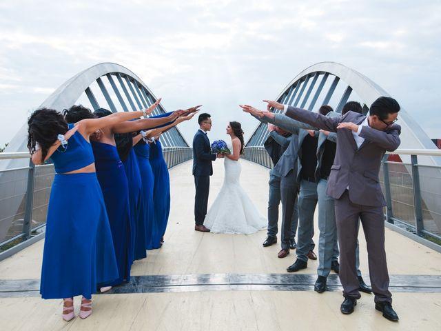 Le mariage de Huynh et Feriel à Créteil, Val-de-Marne 85