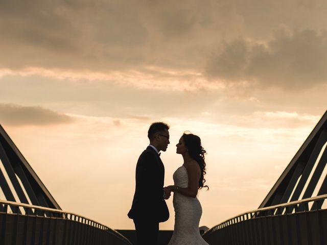 Le mariage de Huynh et Feriel à Créteil, Val-de-Marne 95