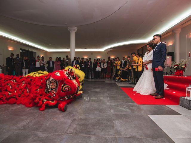 Le mariage de Huynh et Feriel à Créteil, Val-de-Marne 113