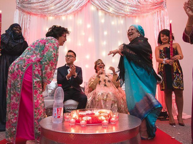 Le mariage de Huynh et Feriel à Créteil, Val-de-Marne 125