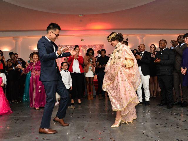 Le mariage de Huynh et Feriel à Créteil, Val-de-Marne 132