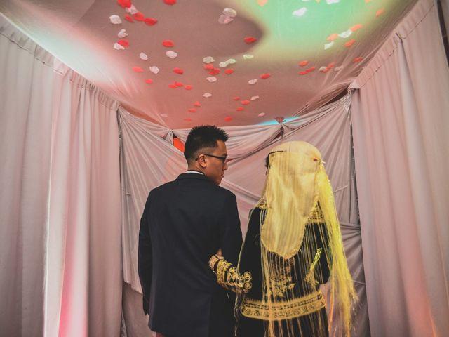 Le mariage de Huynh et Feriel à Créteil, Val-de-Marne 137