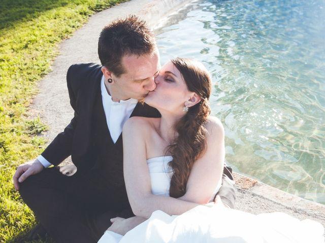 Le mariage de Damien et Ariane