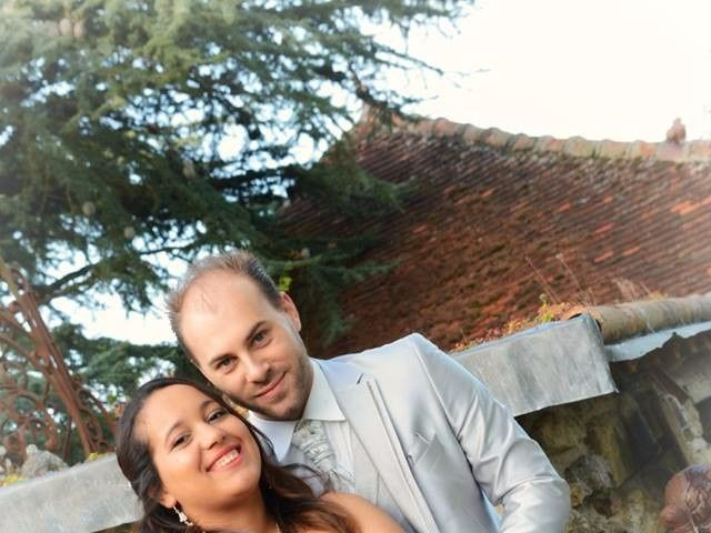 Le mariage de Cédric et Sabrina à Noisy-le-Grand, Seine-Saint-Denis 2