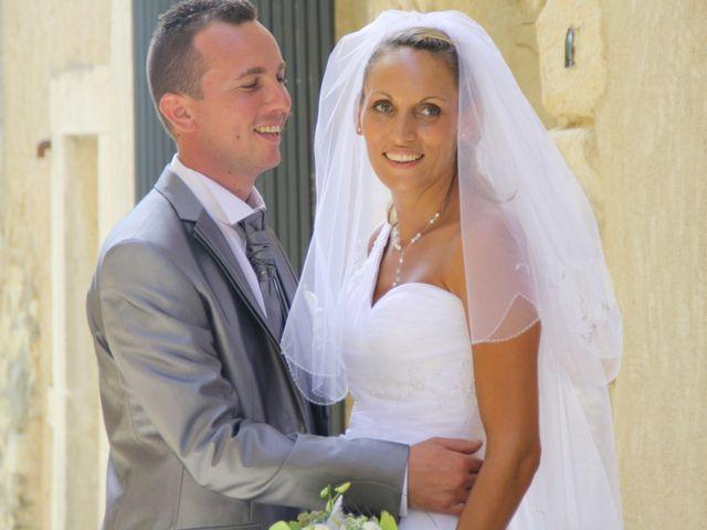 Le mariage de Guillaume et Lucie à Gordes, Vaucluse 2