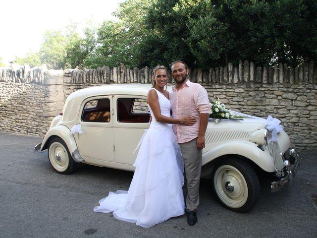 Le mariage de Guillaume et Lucie à Gordes, Vaucluse 11