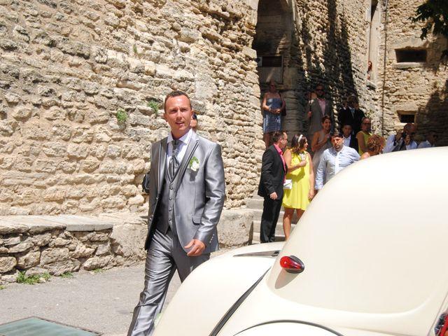 Le mariage de Guillaume et Lucie à Gordes, Vaucluse 36