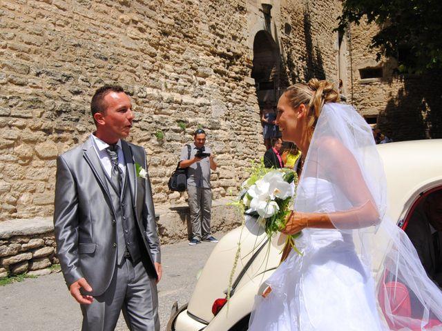 Le mariage de Guillaume et Lucie à Gordes, Vaucluse 37